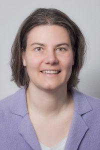Die geschäftsführende Bildungsreferentin Karin Luttmann.