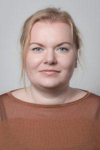 Die Bildungsreferentin Maria Kropp.